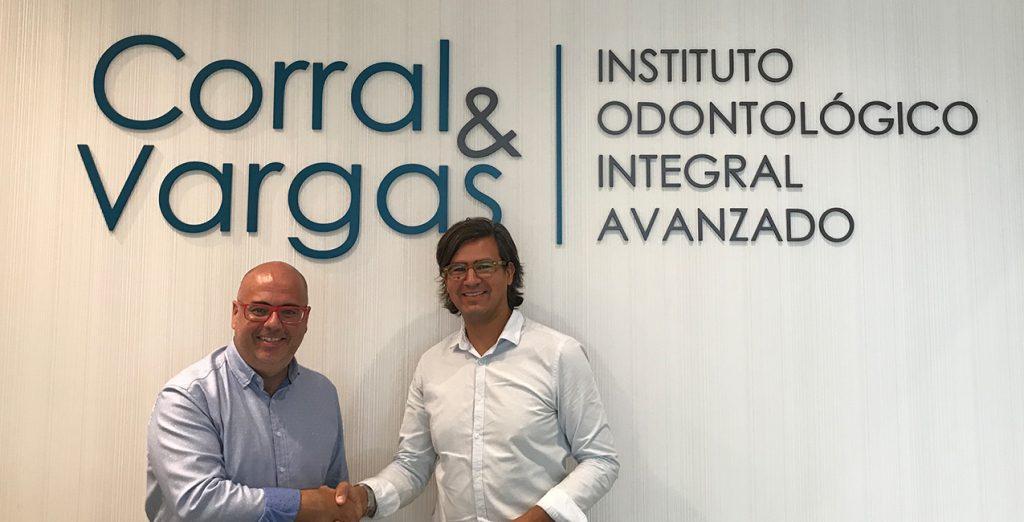 Corral y Vargas Clínica Dental seguirá patrocinando al CD Tear Ramón y Cajal