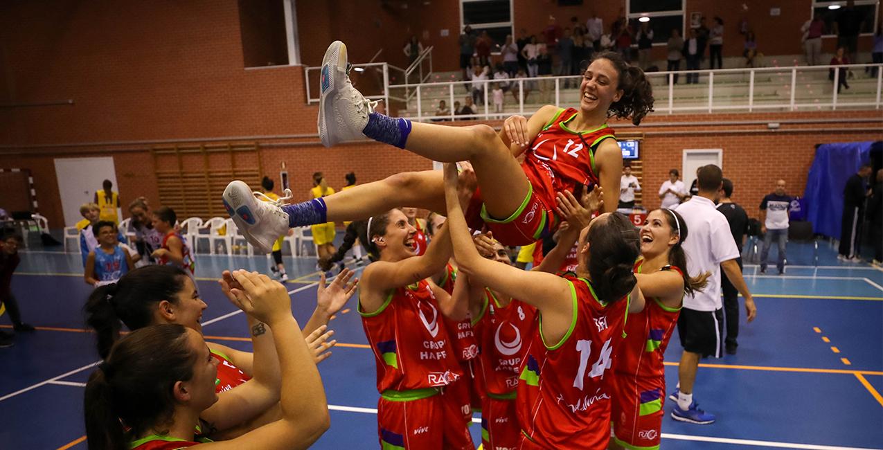 El Grupo Hafesa se impone al todopoderoso Spar Gran Canaria (86-70)