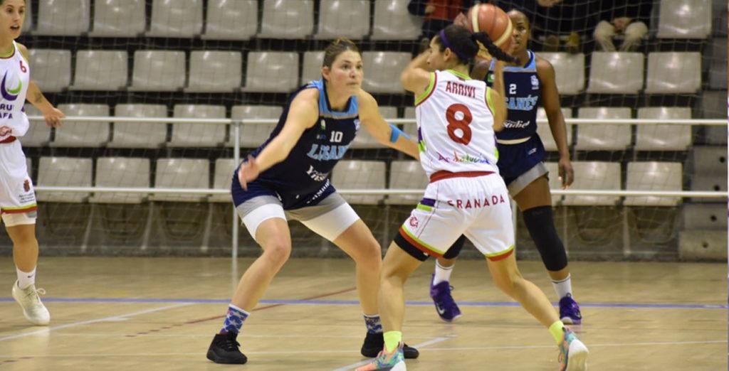 Al Hafesa RACA no le dejan competir en Leganés (83-60)
