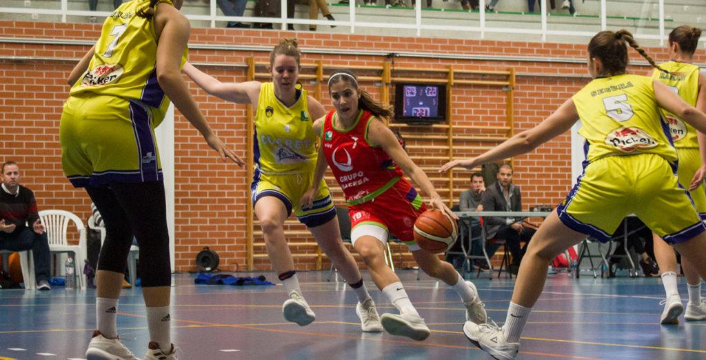 Victoria épica del Hafesa RACA en un partido complicado (65-63)