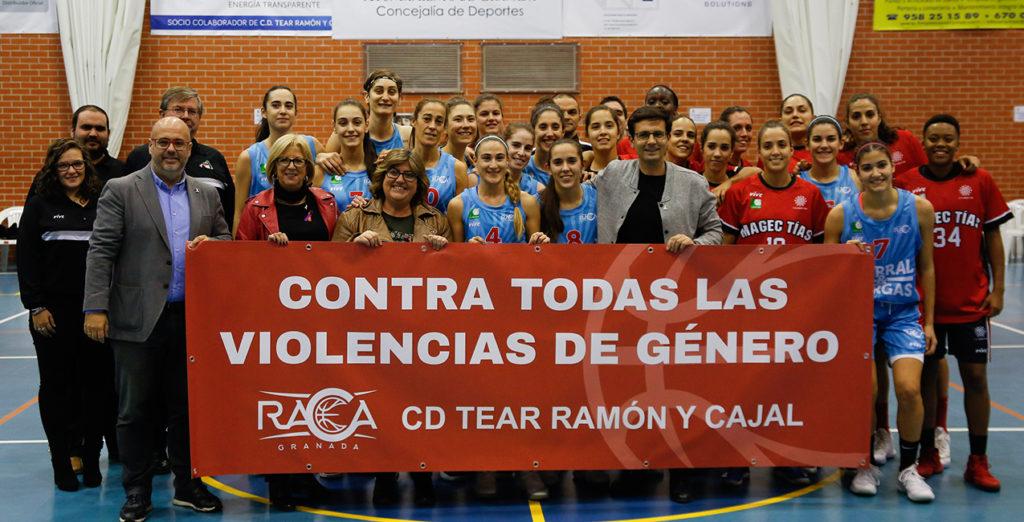 RACA, contra todas las violencias de género