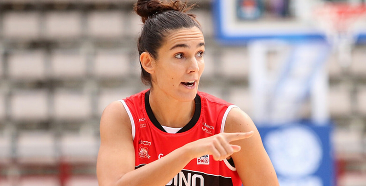 Claudia Calvelo, primer fichaje del Grupo Hafesa RACA Granada 19/20