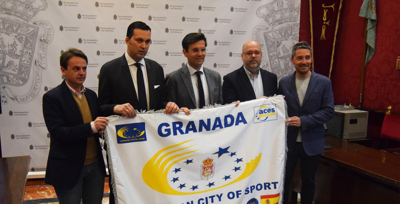 El Ayuntamiento de Granada apoyará al CD Ramón y Cajal, también económicamente