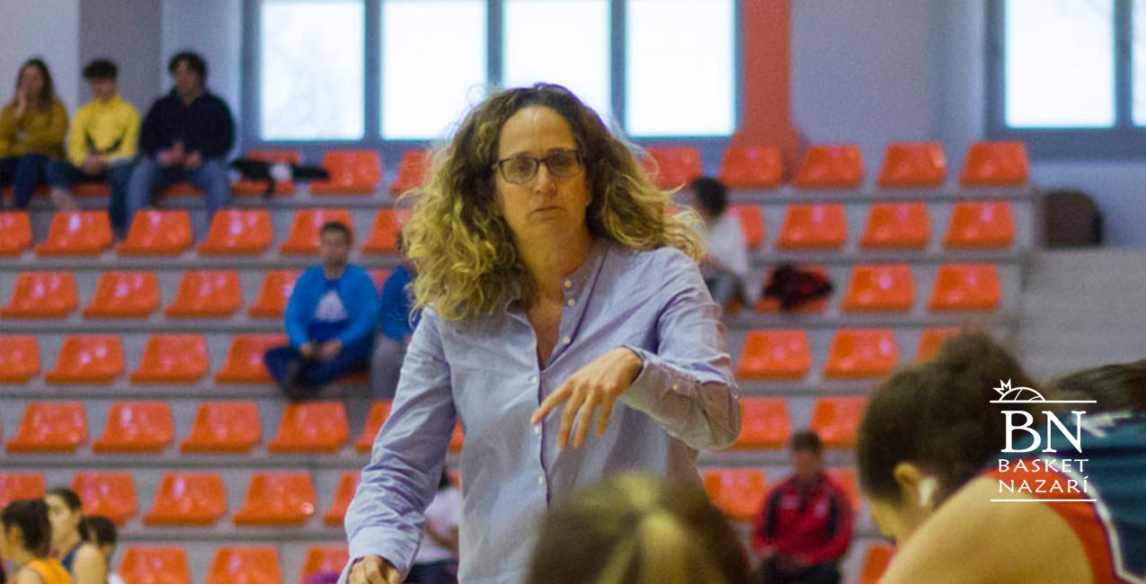 Maribel Piñar, entrenadora del Grupo Hafesa RACA 19/20