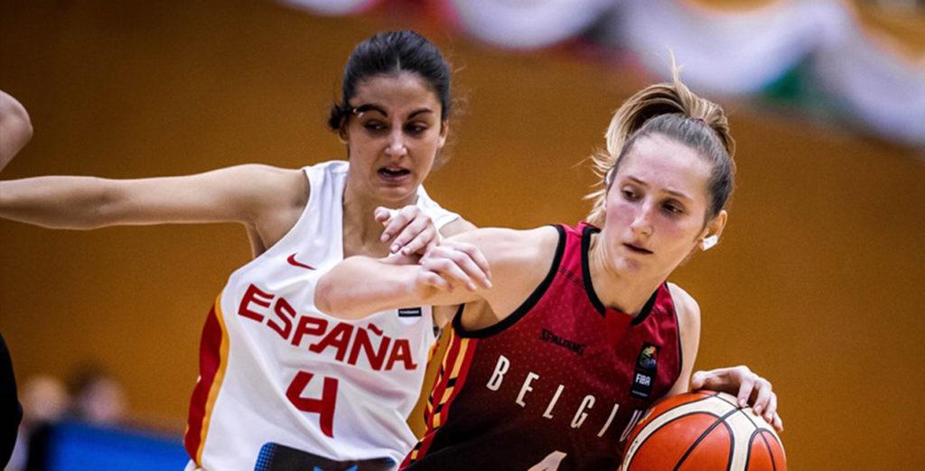 Mamen Blanco, medalla de bronce en el Mundial U19
