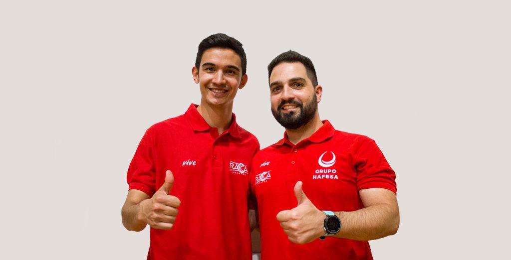 Definido el cuerpo técnico del Grupo Hafesa RACA Granada