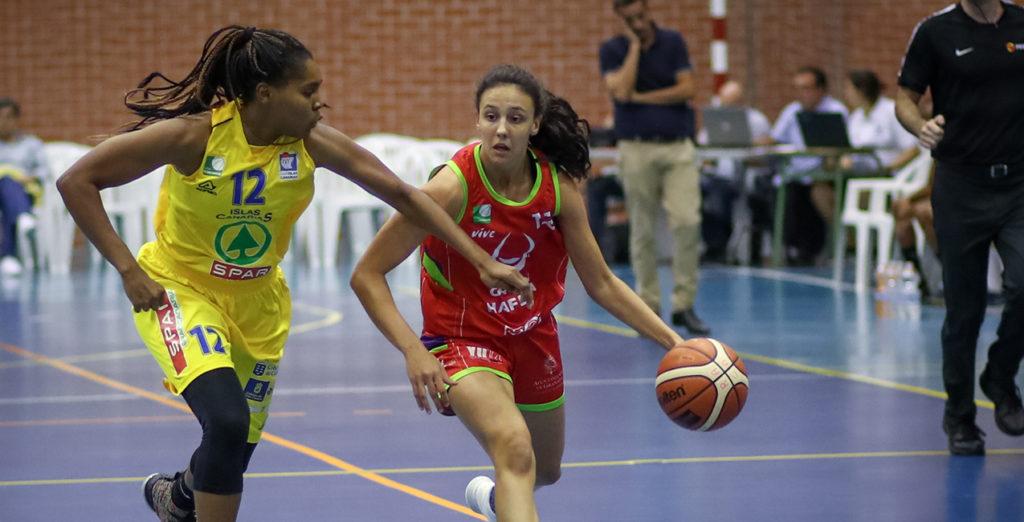 Marina Gea renueva con el Grupo Hafesa RACA Granada