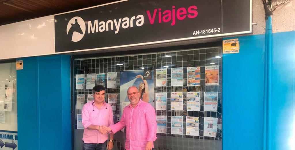 Viajes Manyara, agencia oficial de CD RACA