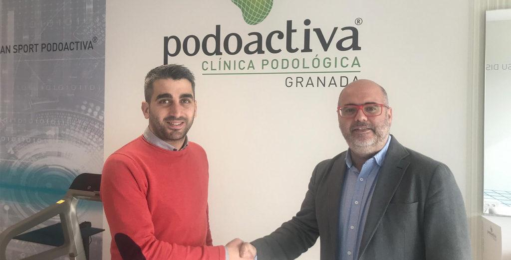 Podoactiva, nuevo patrocinador de RACA