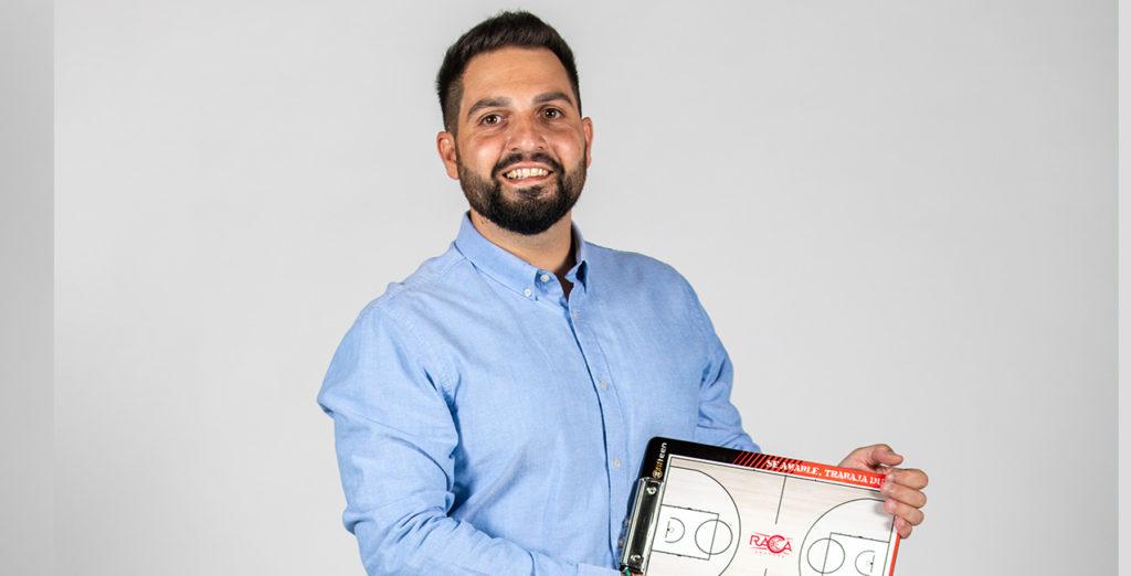 Julio Molina, nuevo coordinador del CD RACA