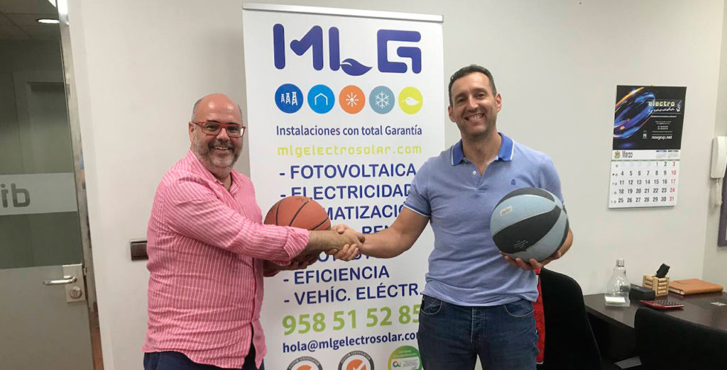MLG Electrosolar patrocina el próximo partido del Hafesa RACA