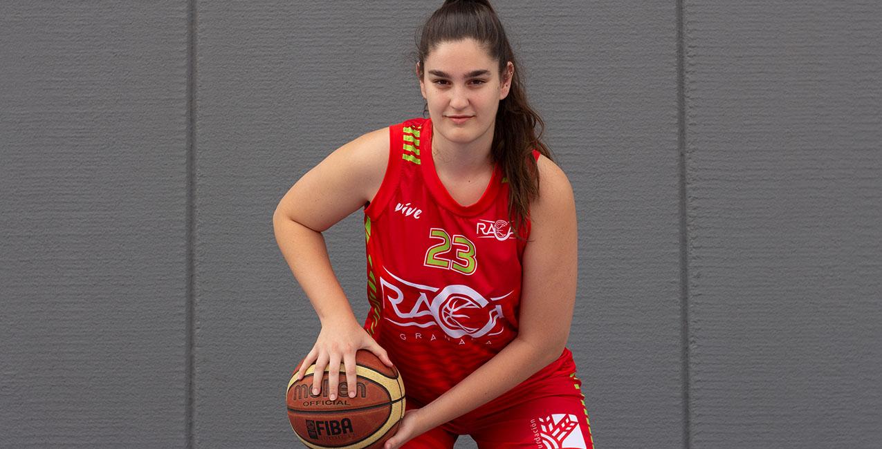 Carmen García jugará en el Hafesa Granada la próxima temporada