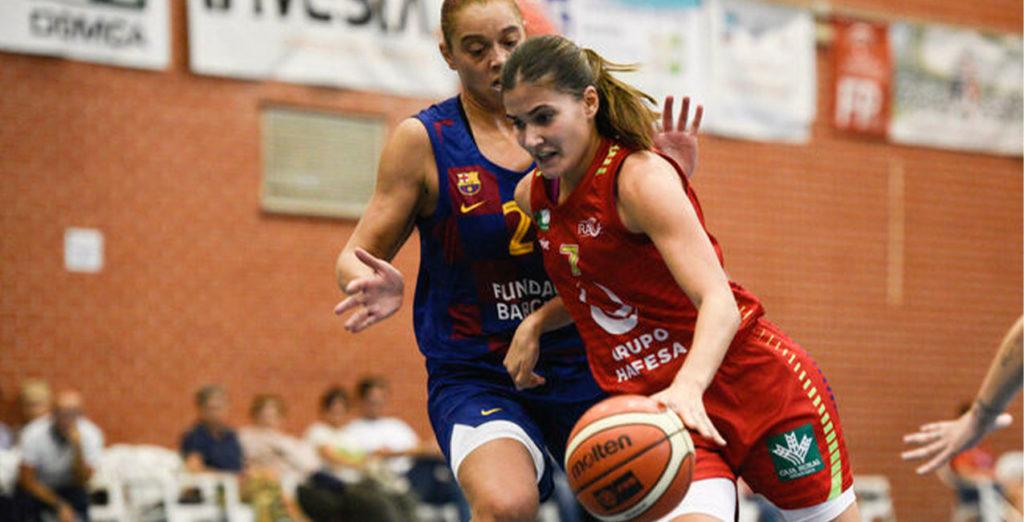 Laura Arrojo renueva con el Hafesa Granada