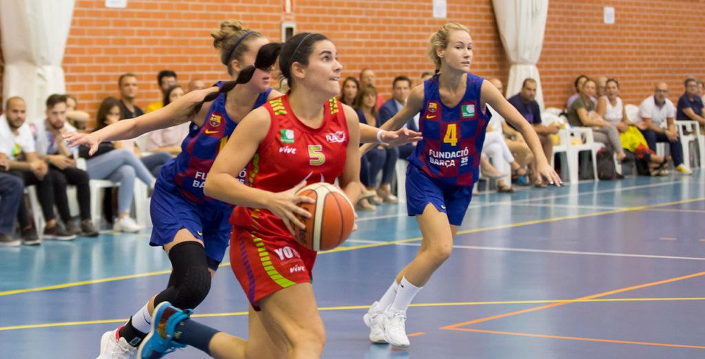 Patri Fernández decide no continuar en el Hafesa RACA de Liga Femenina 2