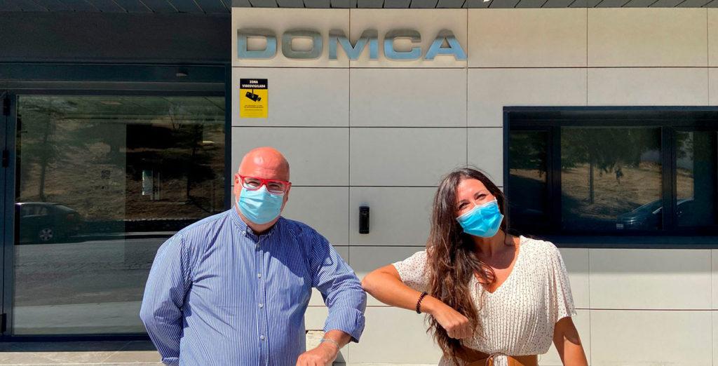 DOMCA y CD RACA unidos por el desarrollo de la mujer deportista