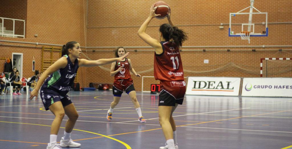 PREVIA JORNADA 18 | Ynsadiet Leganés – Grupo Hafesa Granada