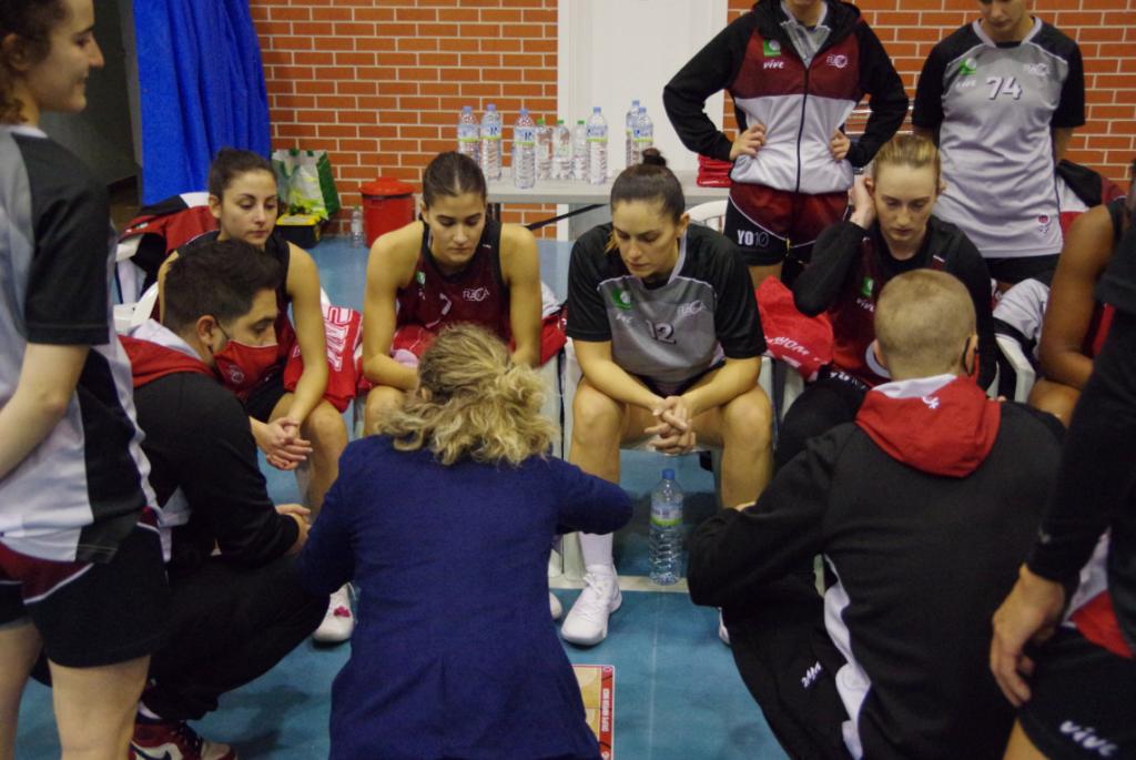 JORNADA 13 | Pacisa Alcobendas – Grupo Hafesa Granada