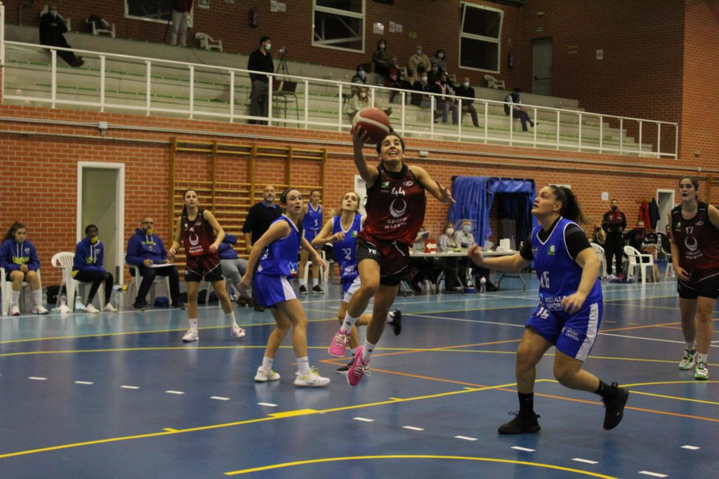 JORNADA 20 | La Salle Melilla – Grupo Hafesa Granada