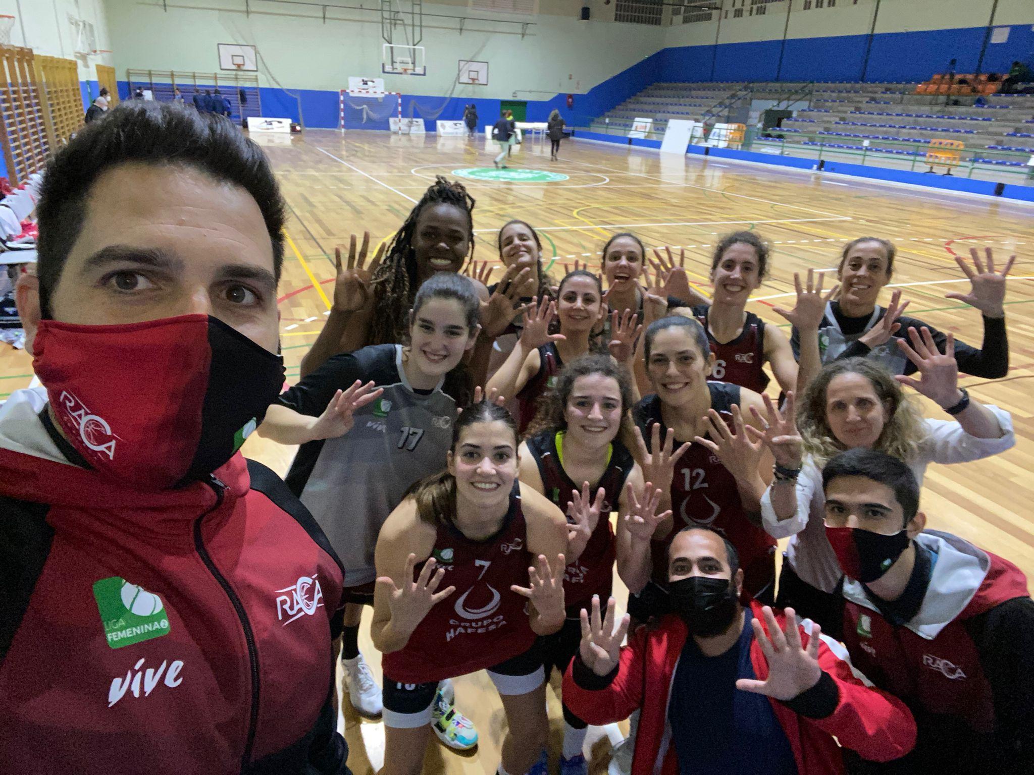 El Grupo Hafesa Granada rompe su mala racha tras vencer al Fustecma Nou Básquet por 62 a 73