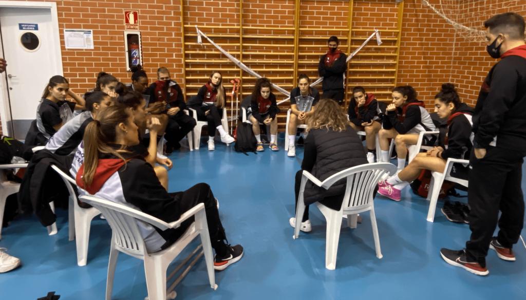 JORNADA 25   ISE Almería – Grupo Hafesa Granada