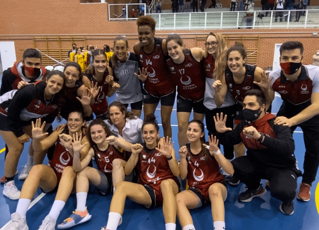 El Grupo Hafesa Granada jugará la próxima temporada en la Liga Femenina 2 Pro