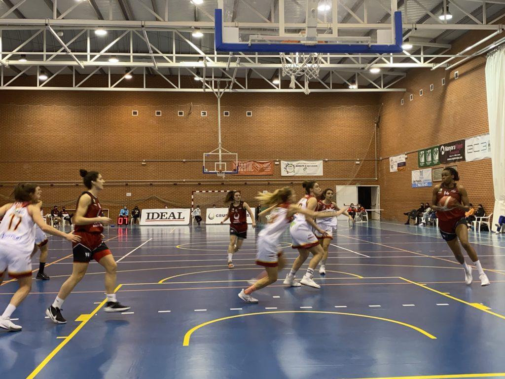 El Grupo Hafesa Granada se reencuentra con la victoria tras el triunfo ante Tecnigen Baloncesto Sevilla por 57 a 42