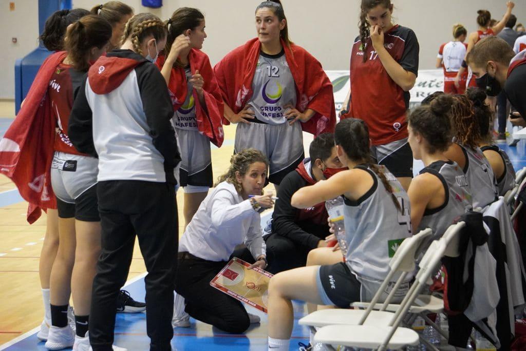 Maribel Piñar entrenará a la selección Sub18 femenina en la próxima concentración