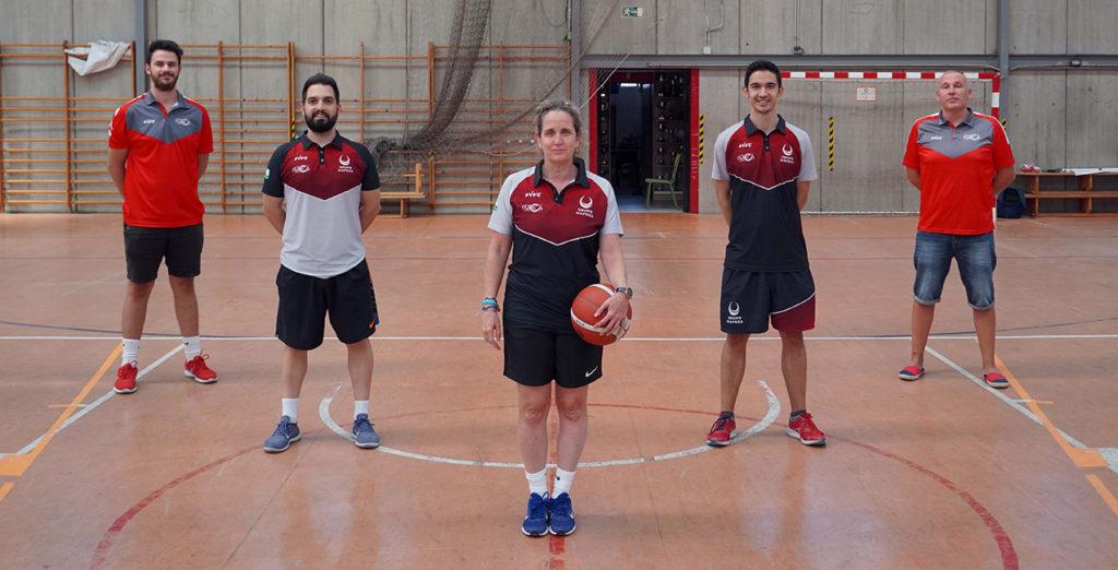 Ismael Puyana y Alejandro Cotta completan el cuerpo técnico de Maribel Piñar