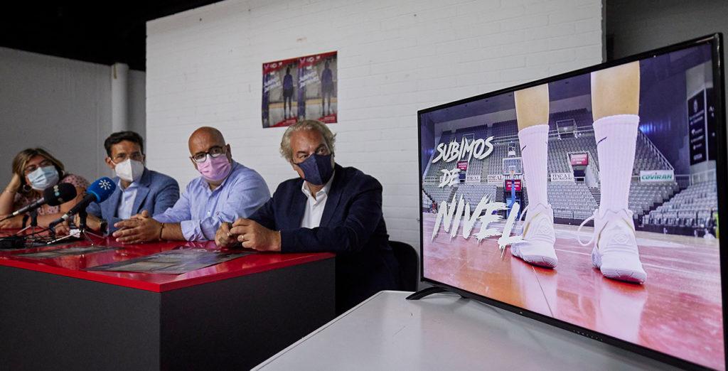 """""""Subimos de nivel"""", la Campaña de Abonos del RACA Granada de LF Challenge"""